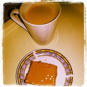 Kaffi og sjokolade