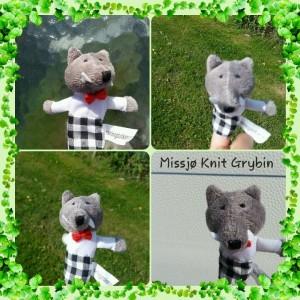 Missjø Knit Grybin